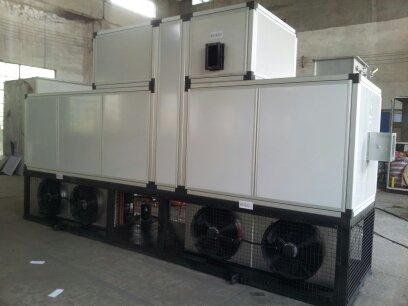 除湿机在建筑行业中的广泛应用